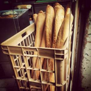 Me and my unrequited love for baguettes - one food that is tough to find in GF form